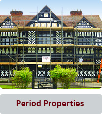 Painting & Decorating for Period Properties